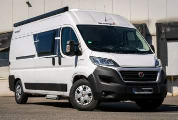 Hire a motorhome in Witten from private owners| Fiat Ducato   Sea