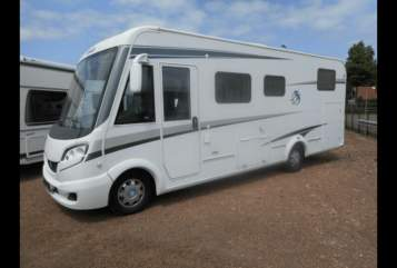 Hire a motorhome in Dongen from private owners| Fiat Ducato Knaus