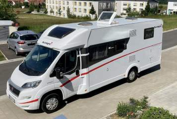Hire a motorhome in Eckental from private owners| Sunlight  Willi