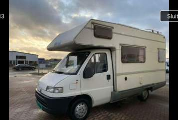 Hire a motorhome in Berkel en Rodenrijs from private owners| Ducato Netjes lage km