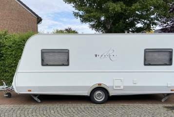 Hire a motorhome in Münster from private owners| Tabbert Tabbi