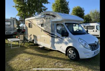 Hire a motorhome in Barsinghausen from private owners| Ahorn Camper Spaß