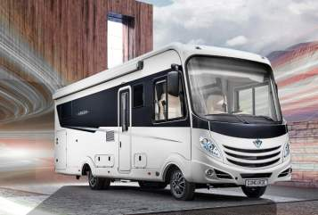 Hire a motorhome in Großniedesheim from private owners| Concorde Concorde 840
