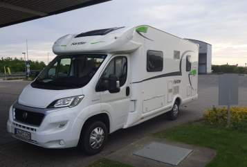 Hire a motorhome in Herford from private owners| Fiat Ducato  Fiat Ducato