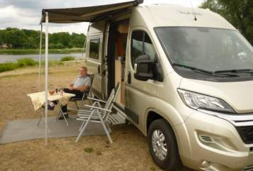 Hire a motorhome in Strausberg from private owners| Citroen Jumper Clever