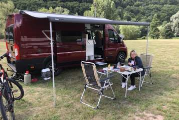 Hire a motorhome in Gevelsberg from private owners  Fiat Betty 620