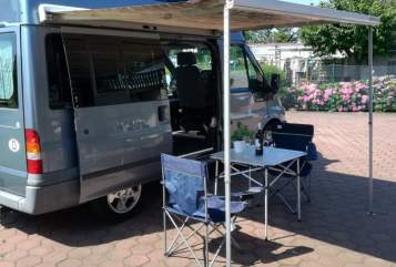 Hire a motorhome in Lübbecke from private owners  Ford Mäxchen*neu