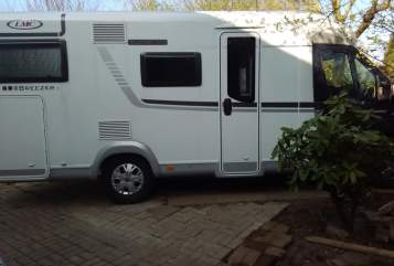 Hire a motorhome in Schwalmtal from private owners| Fiat Ducato Breezer