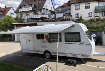 Hire a motorhome in Freudenstadt from private owners| Bürstner  Kurt