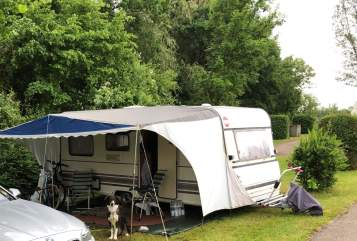 Hire a motorhome in Winnenden from private owners| Bürstner Bürstner City