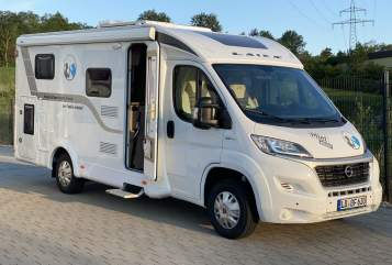 Hire a motorhome in Remseck am Neckar from private owners| Laika Laika Kosmo V9
