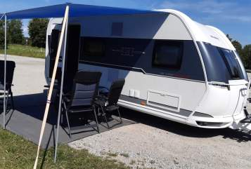 Hire a motorhome in Regen from private owners| Hobby Tweety
