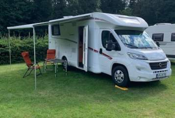Hire a motorhome in Alperstedt from private owners| Dethleffs Bruno