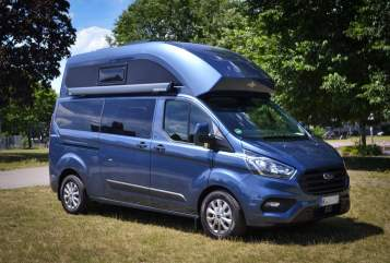 Hire a motorhome in Köln from private owners| Ford Kölscher Knut