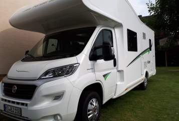 Hire a motorhome in Calden from private owners| Forster Sunny Forster
