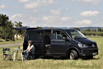Hire a motorhome in Wiesbaden from private owners| VW Blue Ocean