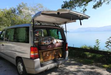 Hire a motorhome in Bremen from private owners| Mercedes Vito