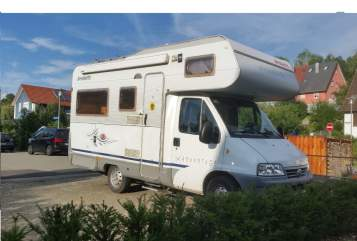 Hire a motorhome in Engen from private owners| Dethleffs Advantage 5,70 m Hannibal