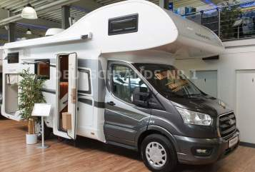 Hire a motorhome in Paderborn from private owners| Nobelart Pader