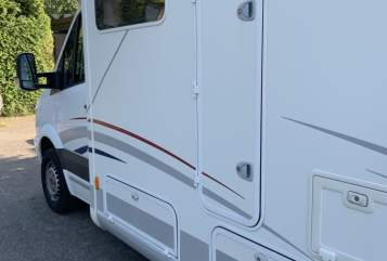 Hire a motorhome in Laer from private owners| Mercedes  Franz-Jopp