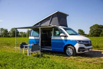 Hire a motorhome in Aschheim from private owners| VW Una