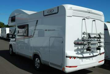 """Hire a motorhome in Wernigerode from private owners
