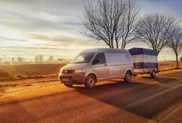 Hire a motorhome in Flensburg from private owners| VW KüstenCamper