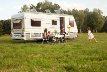 Hire a motorhome in Großräschen from private owners| Dethleffs  Camper510 MOVER