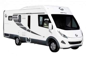 Hire a motorhome in Hagen from private owners| Giottiline Knappis DogsMobil
