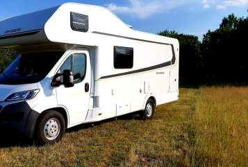 Hire a motorhome in Kaltenkirchen from private owners  Fiat  Nordmeehr