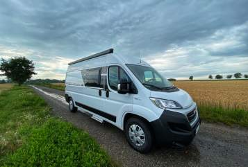 Hire a motorhome in Hamburg from private owners| Sunlight Henry