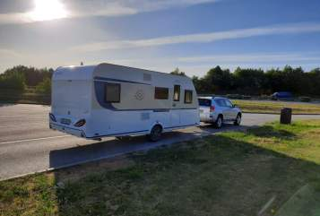 Hire a motorhome in Broderstorf from private owners| Knaus  Carsten B