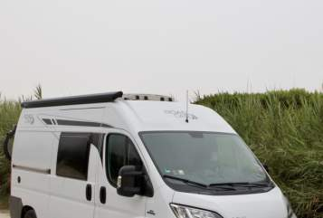 Hire a motorhome in Münster from private owners| Pössl Sunny