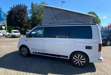 Hire a motorhome in Recklinghausen from private owners| Volkswagen Otter-Mobil #2