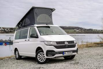 Hire a motorhome in Gelsenkirchen from private owners| Volkswagen Otter-Mobil #2