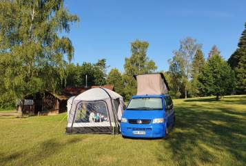 Hire a motorhome in Saarbrücken from private owners| VW Schlumpf
