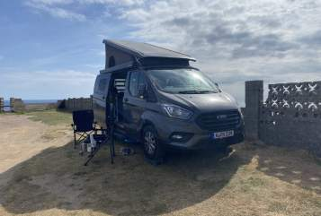 Hire a motorhome in Köln from private owners| Ford Hildegard