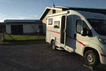 Hire a motorhome in Meerbusch from private owners  Sunlight Nerdmobil