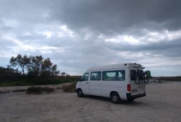 Hire a motorhome in Leipzig from private owners| Volkswagen VW LT 35