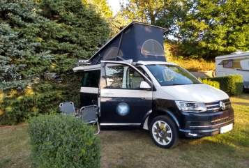 Hire a motorhome in Tönisvorst from private owners| V W Olikor neu