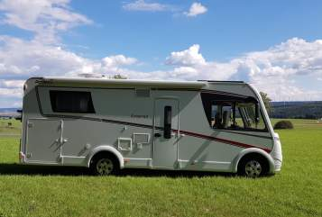Hire a motorhome in Berod bei Hachenburg from private owners  Dethleffs Dethi