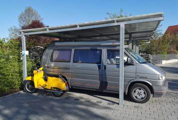 Hire a motorhome in Rothenburg ob der Tauber from private owners| Vw Schälchen