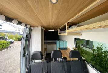 Hire a motorhome in Blaustein from private owners  Mercedes Benz Karli