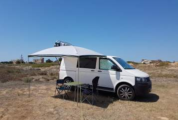 Hire a motorhome in Essen from private owners| VW Pferdinant