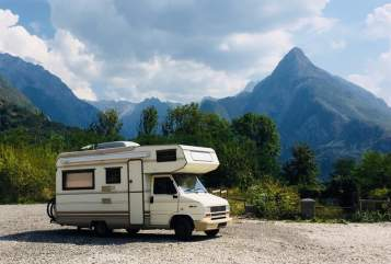 Hire a motorhome in Markt Indersdorf from private owners| Fiat Wurzi