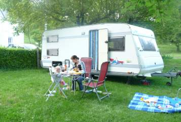 Hire a motorhome in Hannover from private owners| Bürstner Wohlfühl-WW