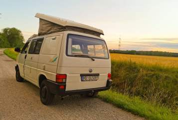 Hire a motorhome in Walldorf from private owners| Volkswagen Malibu