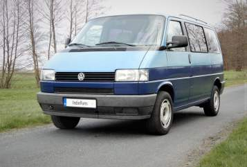 Hire a motorhome in Dresden from private owners| VW B.Ulli