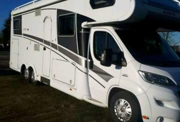 Hire a motorhome in Wittenborn from private owners| Fiat Ducato 3.0 JTD Nordmann