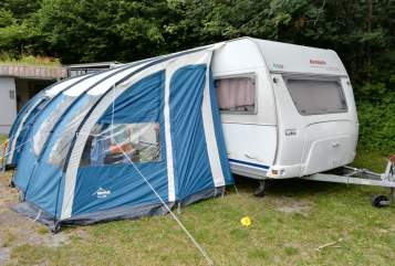 Hire a motorhome in Alt Meteln from private owners| Dethleffs  Chuck